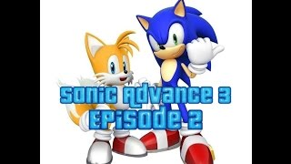 Sonic Advance 3 - Sonic Advance 3 Walkthorugh Stage1 Act2 - User video