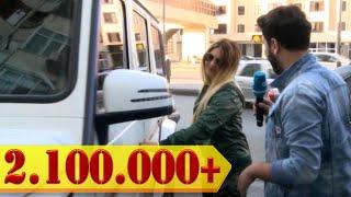 Şəbnəm Tovuzlunun 180.000$-lıq maşınından görün nələr çıxdı