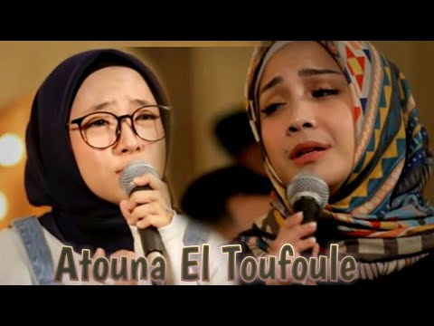 ATOUNA EL TOUFOULE - Nagita feat Sabyan Gambus + lirik