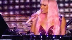 Nicki Minaj - The Night Is Still Young - The Pinkprint Tour 2015