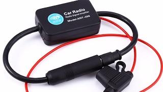 видео Установка автомобильной антенны и усилителя своими руками
