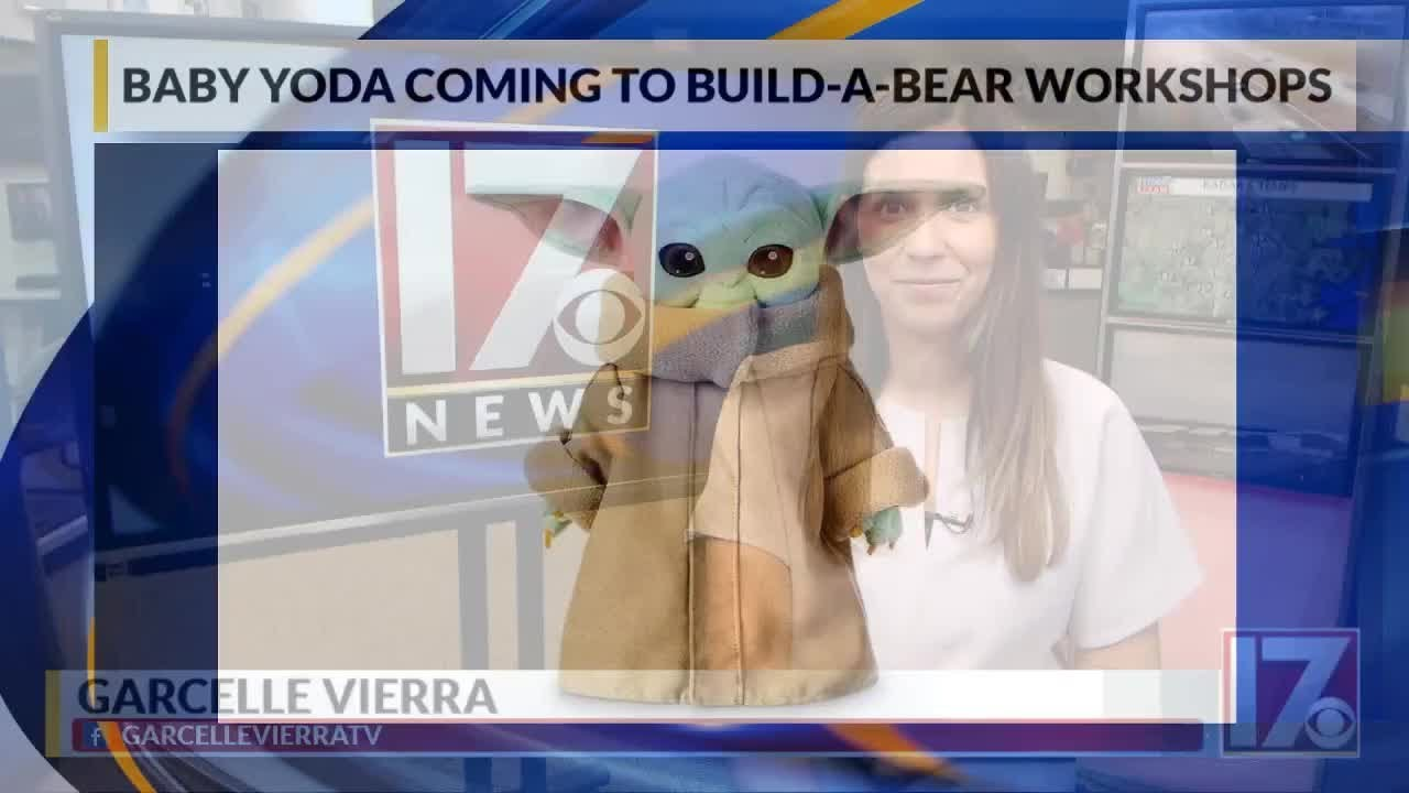 'Baby Yoda' coming to Build-A-Bear stores