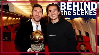 [behind The Scenes] Ballon D'or Ceremony 2019