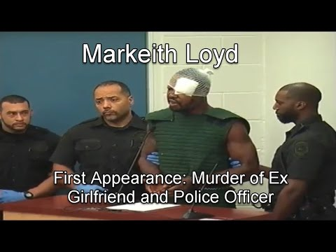 Markeith Loyd First Appearance 01/19/17