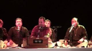Rahat fateh ali khan Live in Manchester - 2012-Teri Ore - Singh Is Kinng(HD)