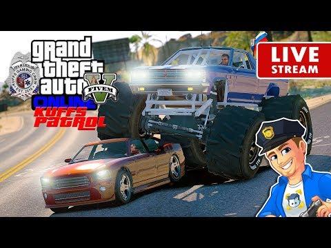 "GTA 5 Roleplay - ""Officer, I wasn't racing!""   GTA 5 LSPDFR Online Police FiveM Roleplay   Police RP"