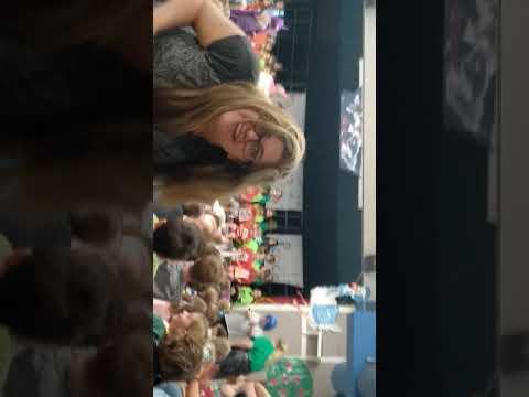 Gullett Elementary School, Austin TX, Zombie day