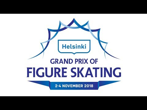 Helsinki Grand Prix 2018 - MEN - Free Skating - Press Conference