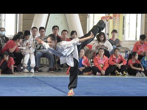 彭羽熙,108年宜蘭縣國武術錦標賽,長拳