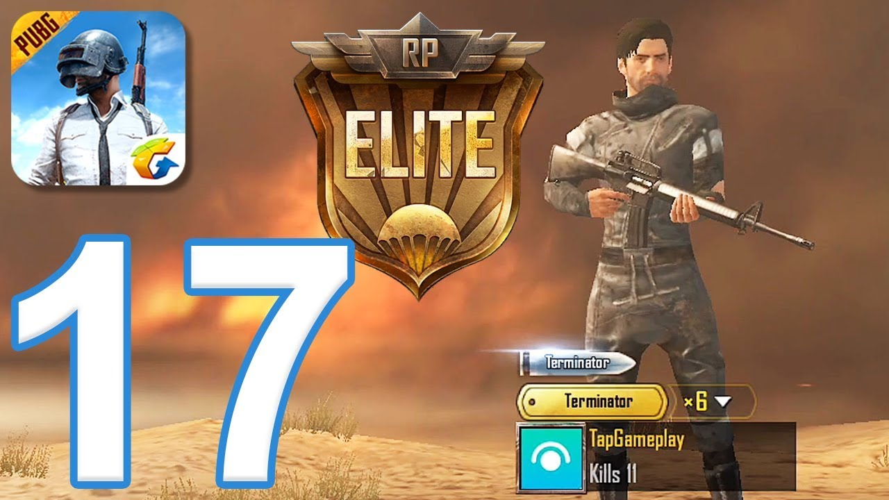 PUBG Mobile - Gameplay Walkthrough Part 17 - Elite Royale Pass (iOS, Android)