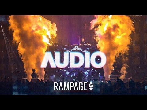 Rampage 2015 - Audio ft MC Youthstar full set