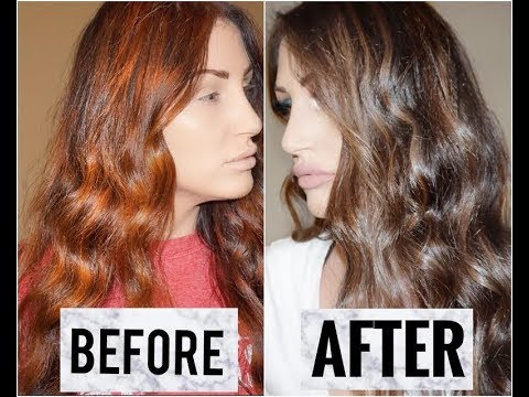 HOW TO FIX BRASSY ORANGE HIGHLIGHTS AT HOME FOR CHEAP ...