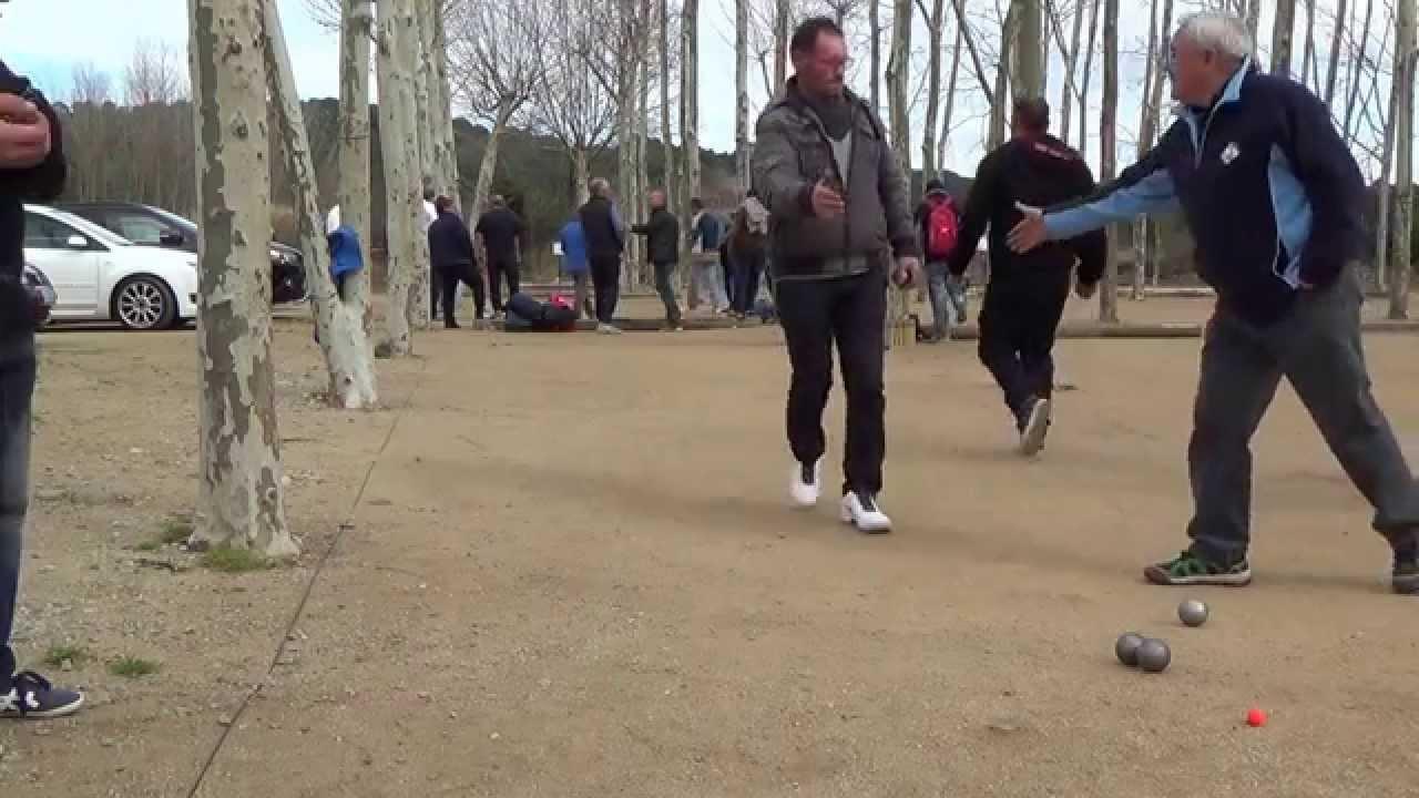 2015 petanca les borrelles liga del montseny youtube for Les piscines del montseny