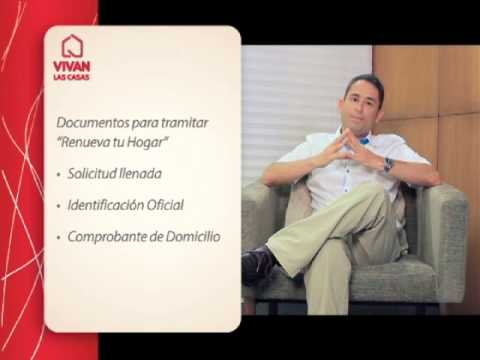 Qu es el cr dito renueva tu hogar parte 3 de 3 youtube for Renueva tu hogar