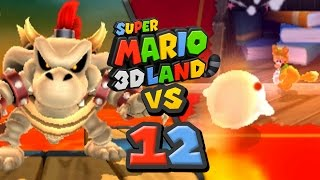 Let's Race: Super Mario 3D Land - Episode 12: I don't Know What to Title This Episode