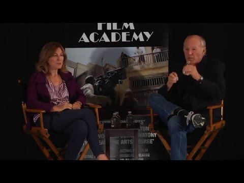 Discussion with Producer Frank Marshall at New York Film Academy