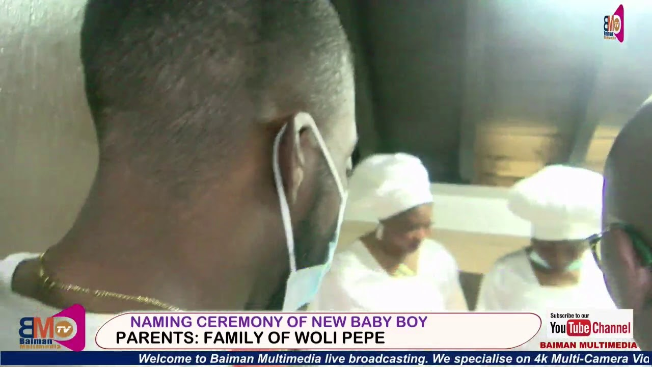 Download NAMING CEREMONY OF WOLI PEPE NEW BABY BOY