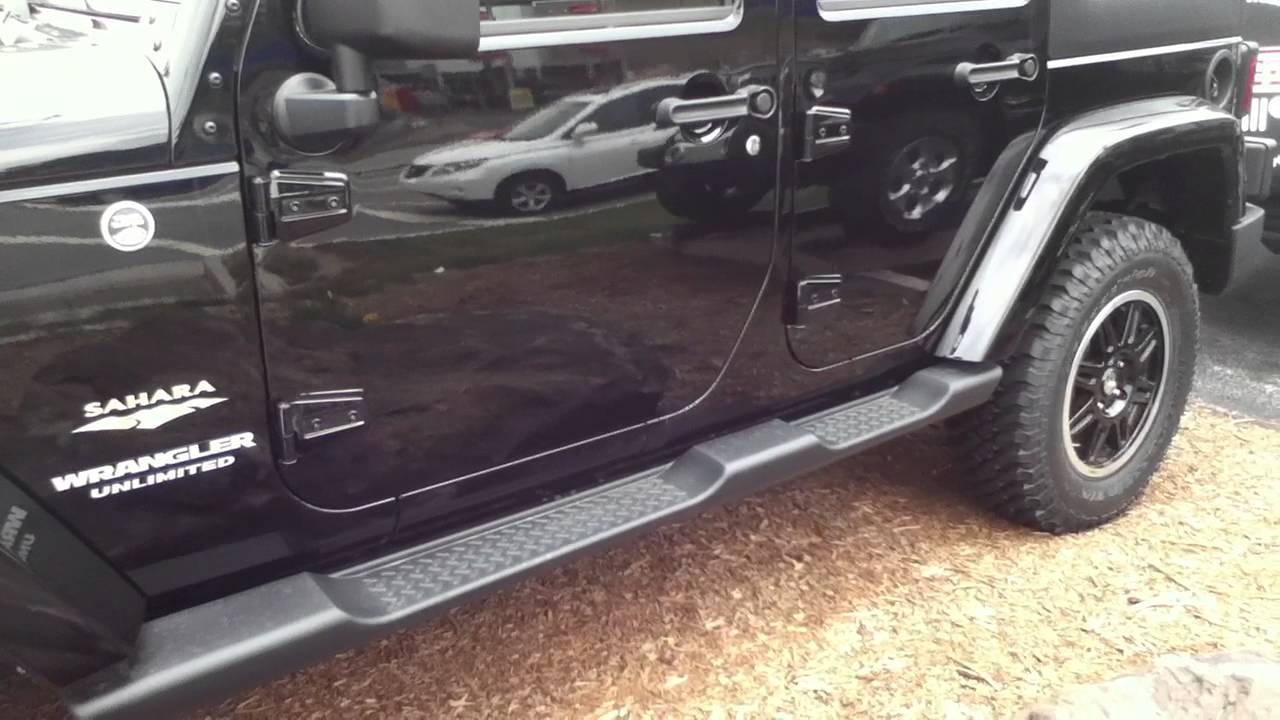 Craig Dennis' Exclusive Jeep Wrangler Unlimited 2 inch ...