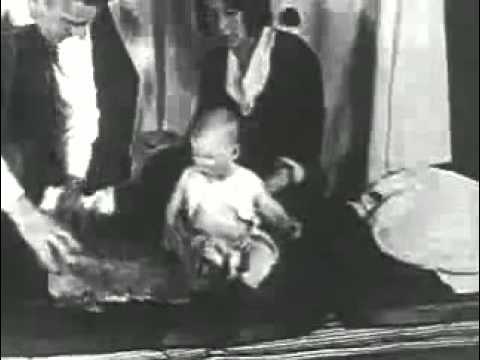 Le petit Albert - torture d'un bébé au nom de la science