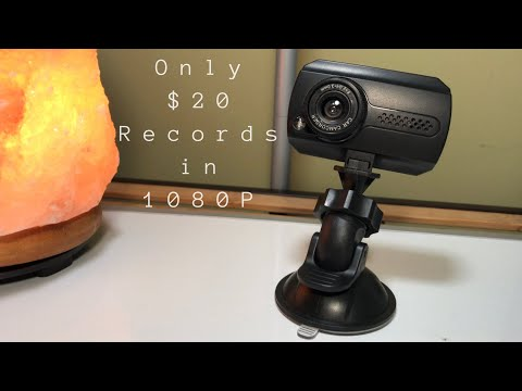 BlackWeb Dash Cam Review From Walmart - HD Infrared Dash Cam With 2.5