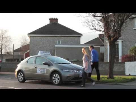 Getting Ready For Your Driving Test - RSA Driving Test Video Series - Video 1