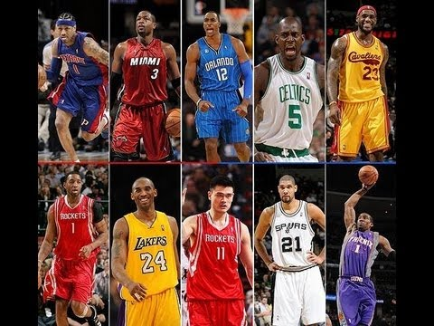 top 10 players in the nba of all time