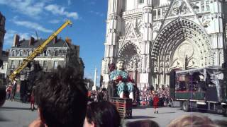 Royal de Luxe 2014 - Nantes - Grand-mère