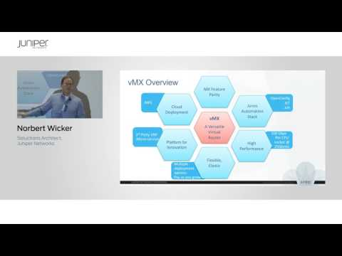 Overview of Juniper's vBNG