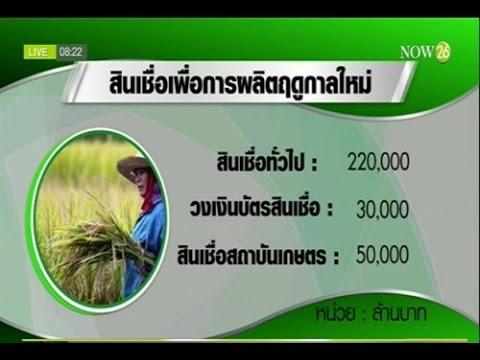 News ธ.ก.ส.เตรียม 3 แสนล้าน ปล่อยกู้เกษตรกร