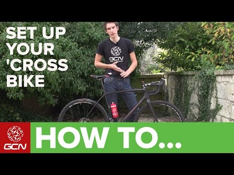 How To Set Up Your Cyclo-Cross Bike