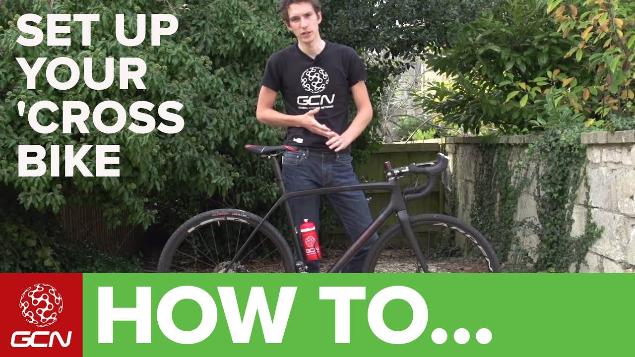 how to set up 310xt for bike