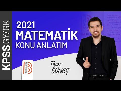 22) Basit Eşitsizlikler - II - İlyas Güneş (2019)