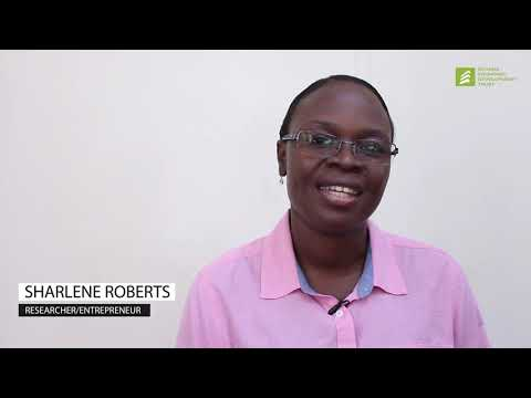Meet 2019 Innovation Prize Venture Fellow - Charlene Roberts