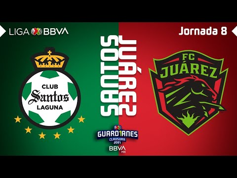 Santos Laguna Juarez Goals And Highlights