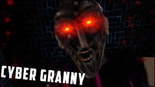 CYBER GRANNY Horror Game IN SPACE... (CYBER-GRANNY HORROR GAME MOD)