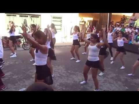 coreografia gnthlemans grupo jamblok Hispania