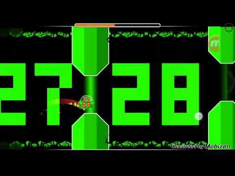 Geometry Dash:Flappy Emerald by Boris44