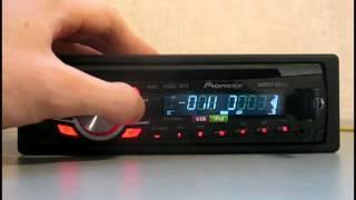 Видеообзор автомагнитолы Pioneer DVH-330UB