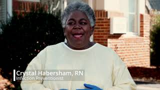 NC Long-Term Care Workers on the COVID-19 Vaccine (90)