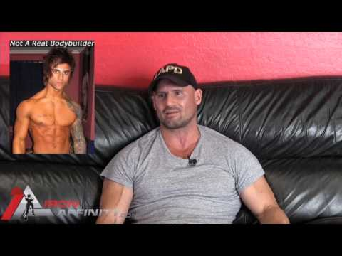 IFBB Pro Mike Morris: Complete Interview/IronAffinity.Com