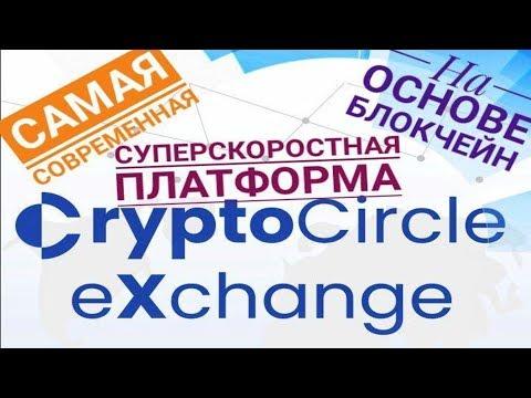 Crypto Circle eXchange современная платформа на основе блокчейн | Обзор ICO Crypto Circle eXchange