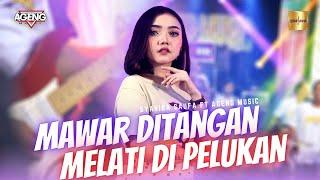 Syahiba Saufa ft Ageng Music - Mawar Ditangan Melati Dipelukan (Official Live Music)