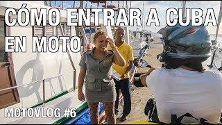 Cómo entrar a Cuba en moto  |   Motovlog de viajes en español  #6