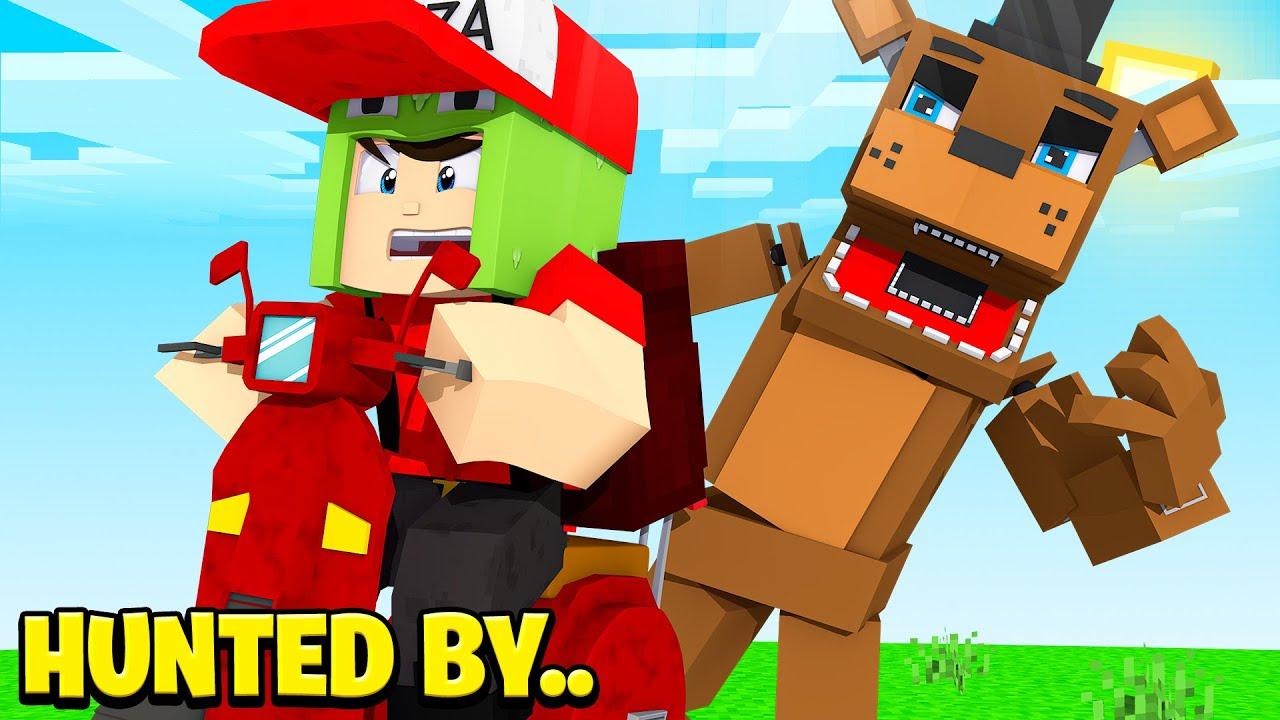 Hunted By...Freddy Fazbear!