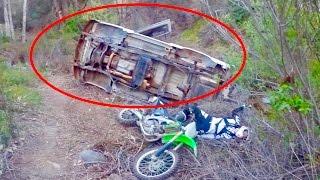 LIFE CHANGING CAR CRASH