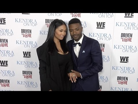 "Ray J & Princess Love WE tv ""Driven to Love"" Premiere"
