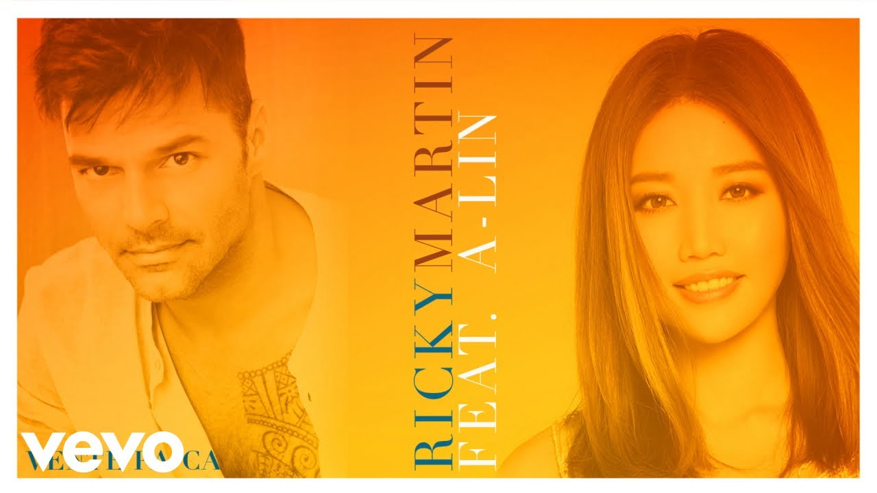 Ricky Martin — Vente Pa / Ca (Cover Audio) ft. A-Lin