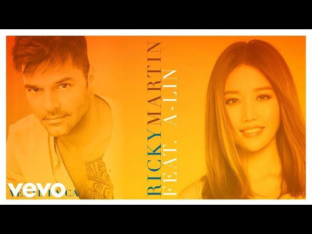 Ricky Martin - Vente Pa' Ca (Cover Audio) ft. A-Lin