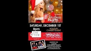 Tia Maria's 8th Annual Christmas Party