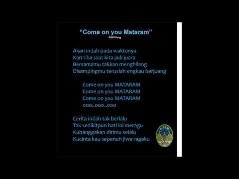 Come On You Mataram